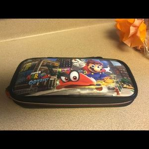 PreOwned Nintendo Switch Mario Odyssey Case